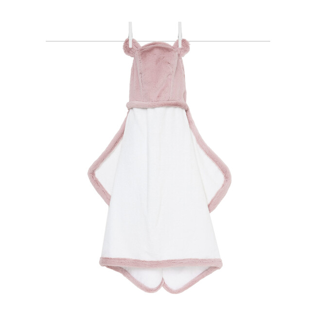 Luxe Baby Towel, Dusty Pink
