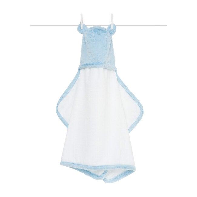 Luxe Baby Towel, Blue