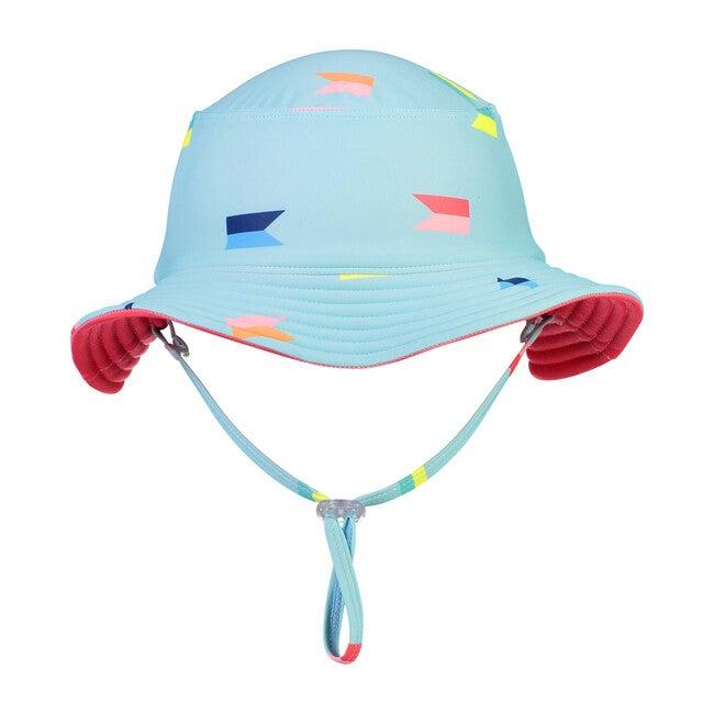 Maritime Fliers Reversible Bucket Hat