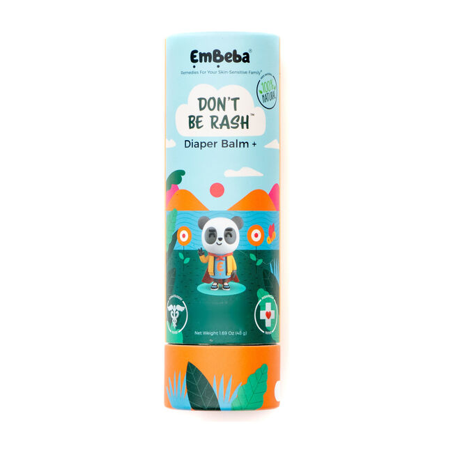 Don't Be Rash Diaper + All Over Balm
