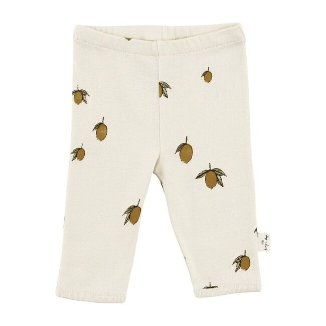 Newborn Pants, Lemon