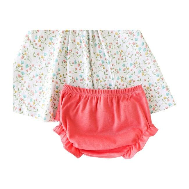 Pink Arabella Smocked Dress