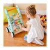 Preschool Play Lab Safari Animal Wooden Baby Walker - Developmental Toys - 7