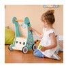 Preschool Play Lab Safari Animal Wooden Baby Walker - Developmental Toys - 8