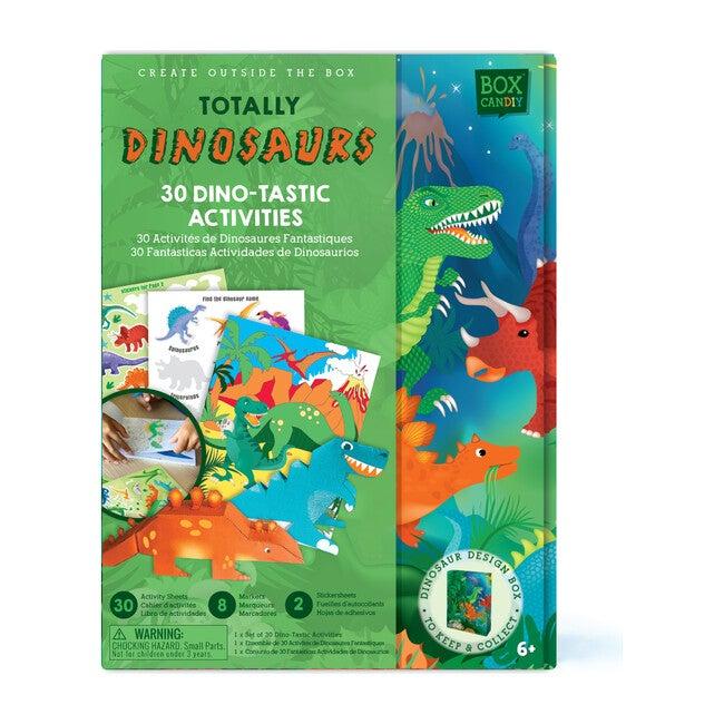Totally Dinosaurs 30 Dino-tastic Activities