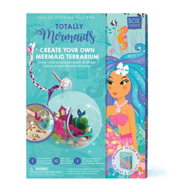 Totally Mermaids Create Your Own Terrarium