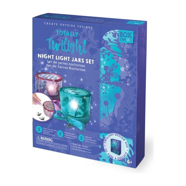 Totally Twilight Night Light Jars Set