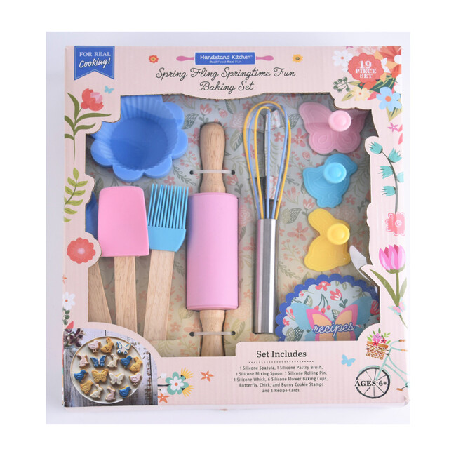Springtime Fun Baking Set