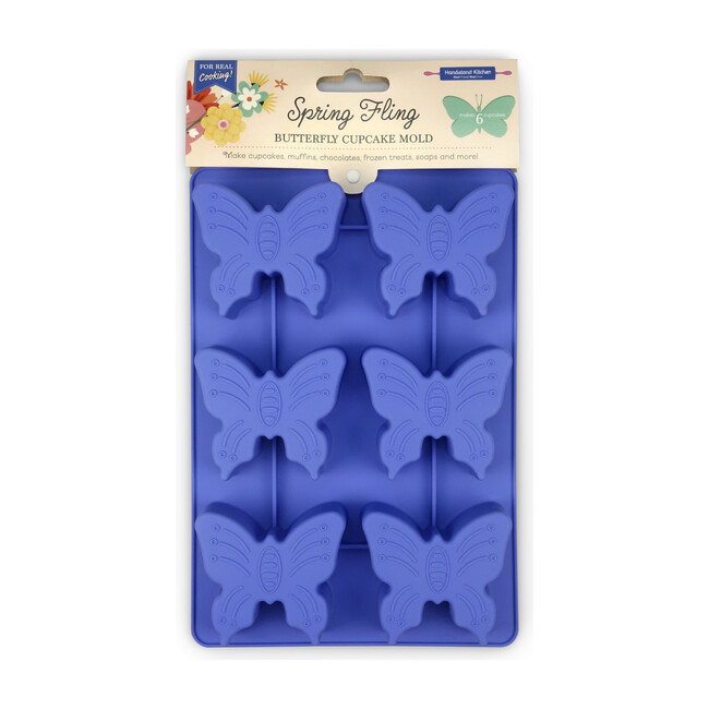 Spring Fling Butterfly Cupcake Mold