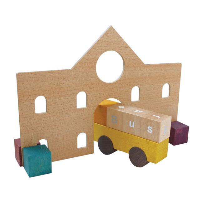 Tsumiki School Block Set