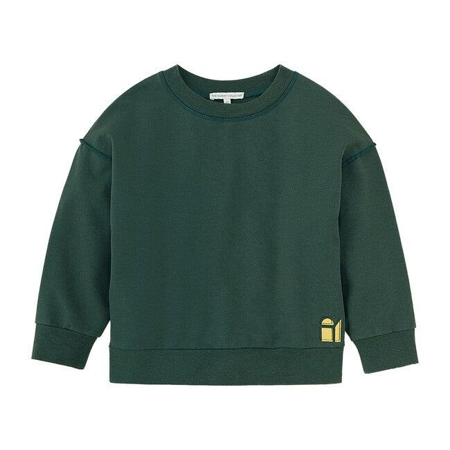 Drop Sleeve Sweatshirt, Sycamore