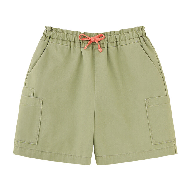 Sunday's Cargo Shorts, Forest Green