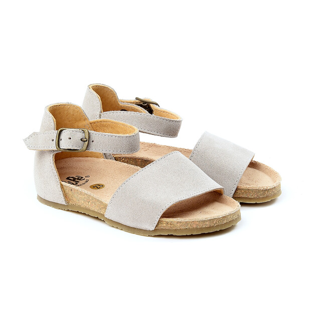 Sandals, Beige