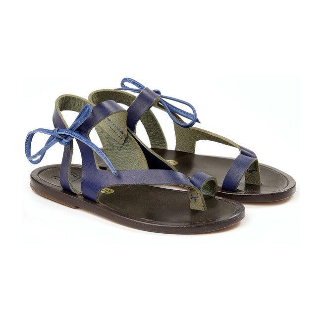 Thong Sandals, Royal Blue