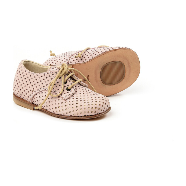 Dots Shoes, Pink