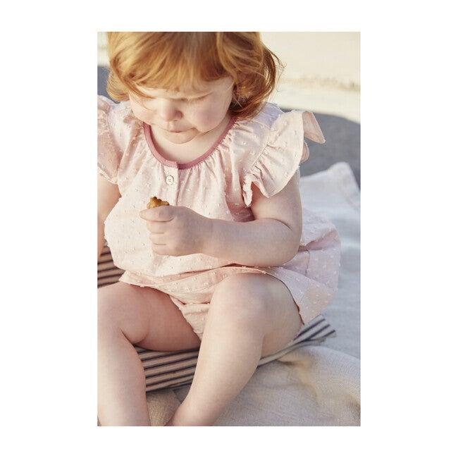 Edie Baby Dress, Pink