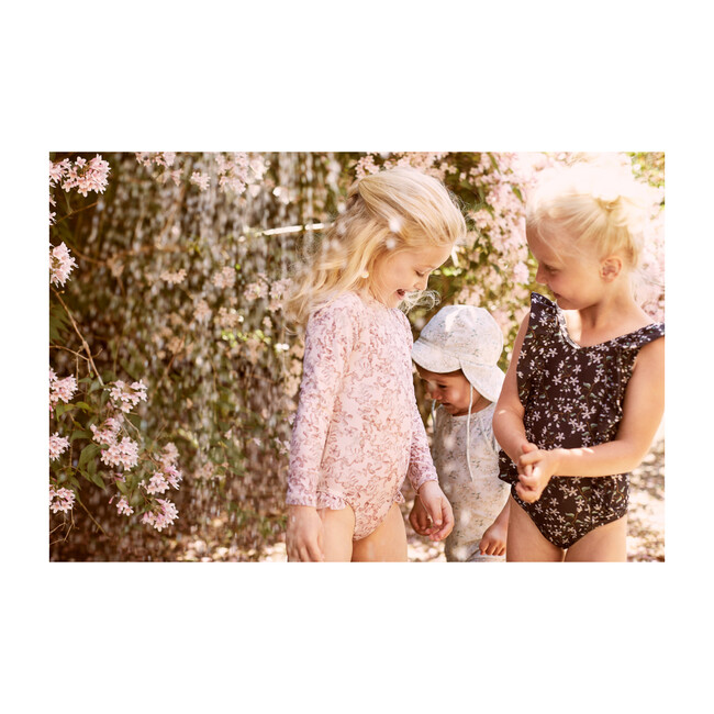Janice Swimsuit, Shell Rose