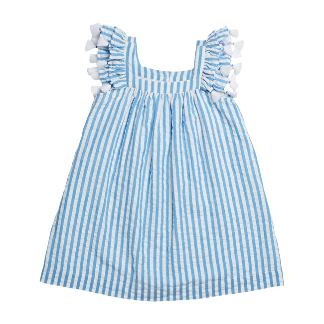Girls Lur Vickey Dress, Blue