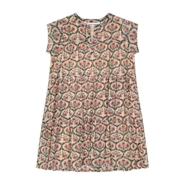 Girls Hampton Pami Dress, Rose