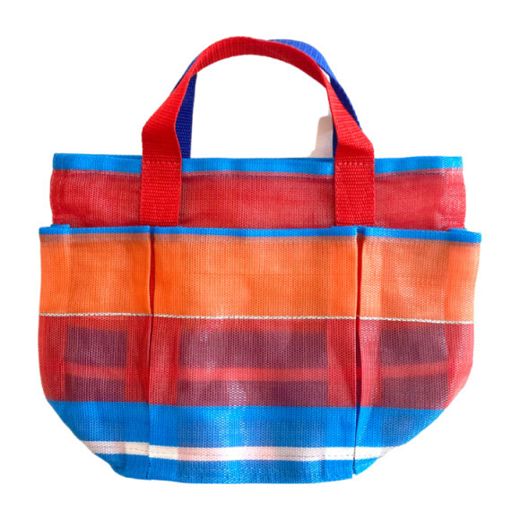 Sunset Garden Pockets Galore Bag