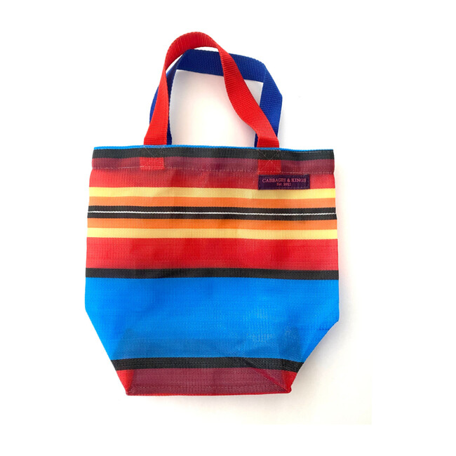 Mondrian Dreams Oversized Beach Bag