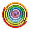 Large Stacking Rainbow - Stackers - 3