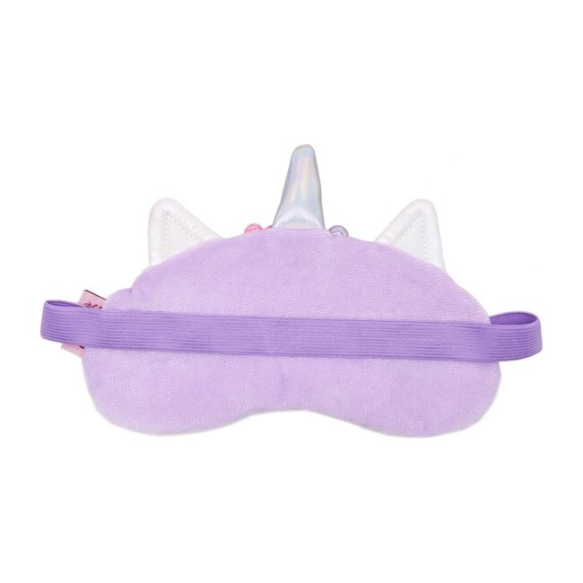 Miss Gwen Puffer Lavender Sleep Mask, Lavender