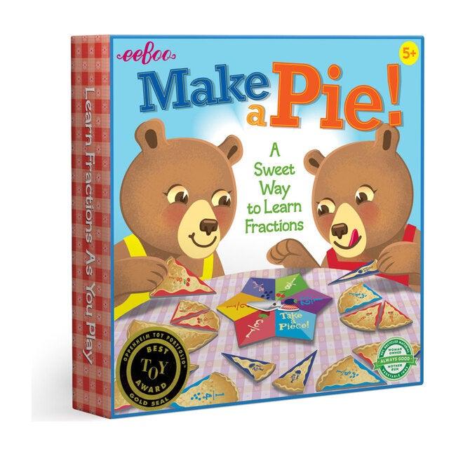 Make a Pie Game