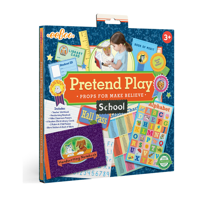 Pretend Play School