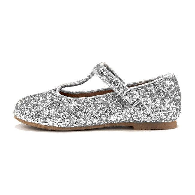 Abigail Glitter, Silver
