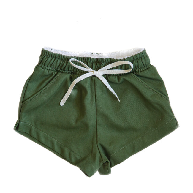 Classic Short - Cal, Army Green
