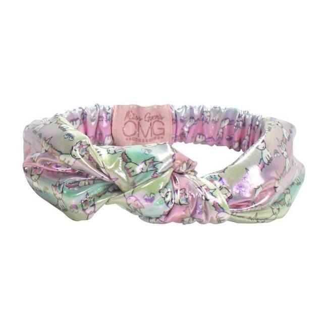 Lil' Miss Gwen Rainbow Love Headband and Scrunchies Set, Multi