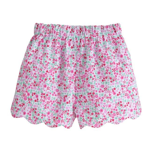 Scallop Short, Fields of Pink