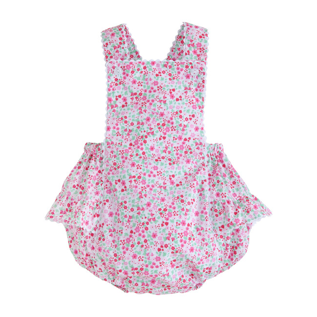 Claire Sunsuit, Fields of Pink