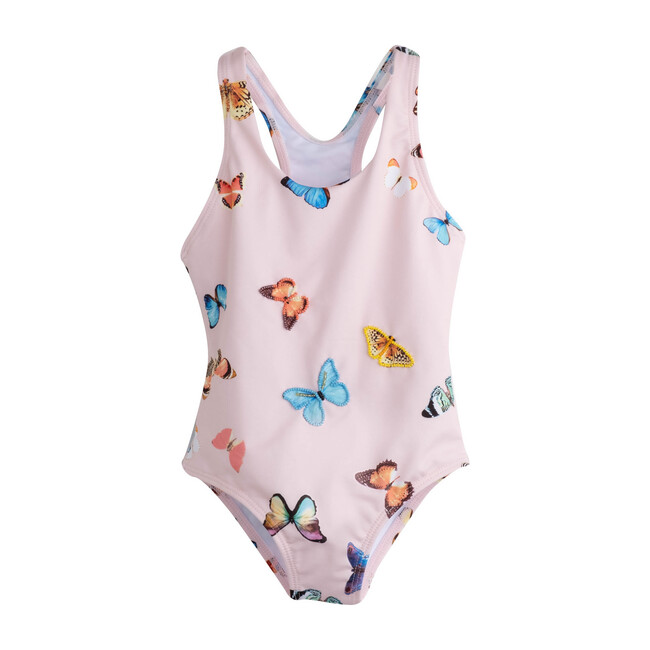 Not So Basic One Piece, Butterfly Print