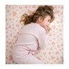Norani Crib Sheet, Pink Hearts - Crib Sheets - 3