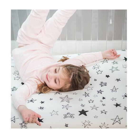 Norani Crib Sheet, Stars
