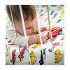 Norani Crib Sheet, Colorful Cars - Crib Sheets - 3