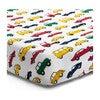 Norani Crib Sheet, Colorful Cars - Crib Sheets - 5