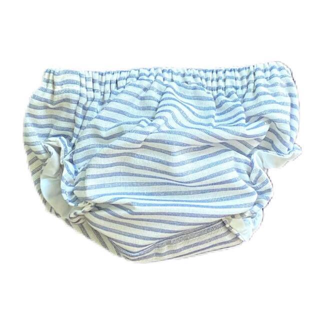 Bloomer, Blue Shinny Stripes