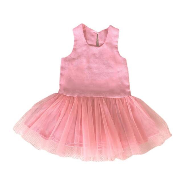 Ballerina Dress, Pink Tutu