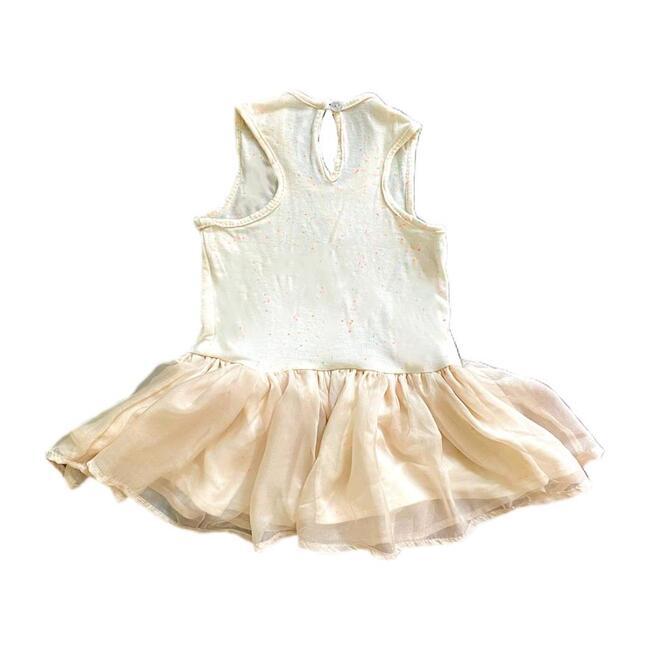 Ballerina Dress, Natural