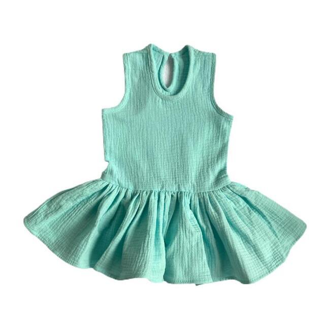 Ballerina Dress, Celadon