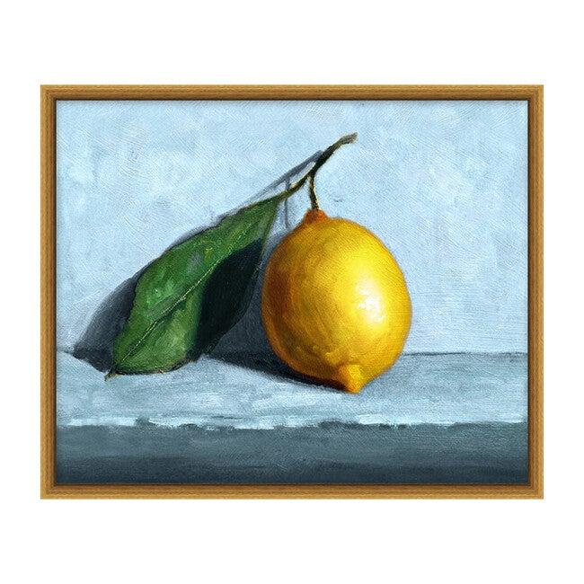 Lemon Still Life by Nathan Turner