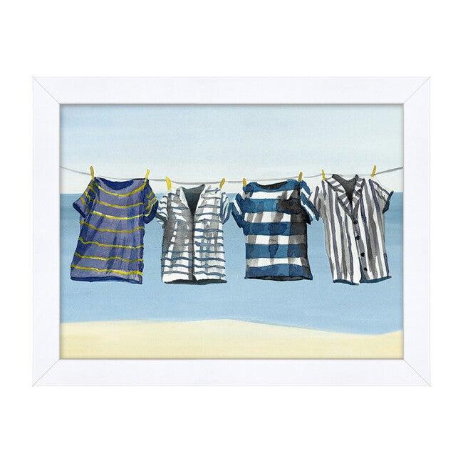 Beach Stripes by Nathan Turner