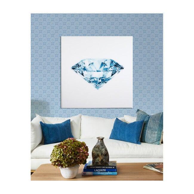 Diamond on Acrylic by Nathan Turner