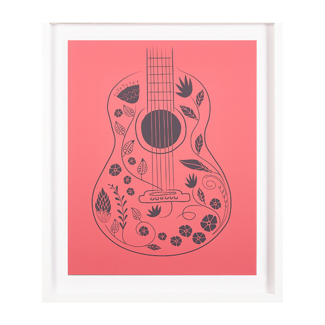 Guitar by Tea Collection