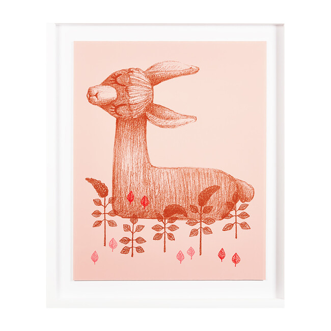 70s Llama by Tea Collection