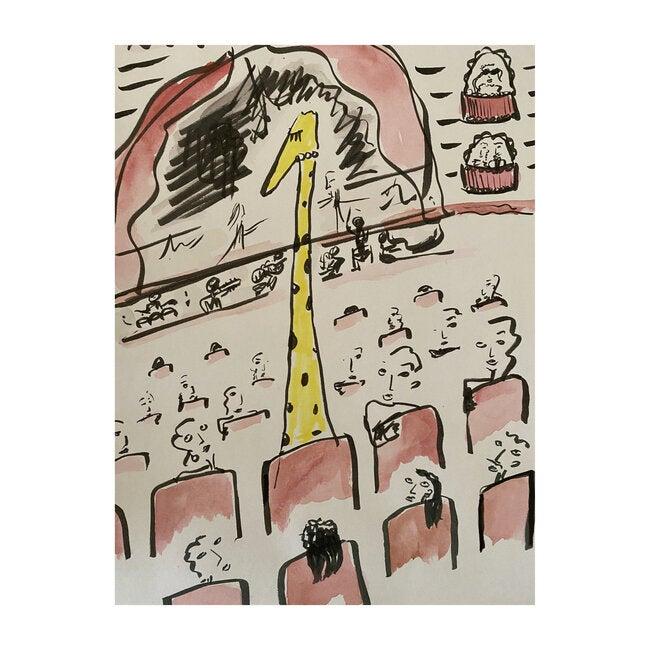 Edna at the Theatre