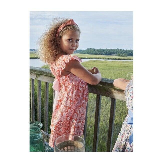 Valerie Dress, Daisy Floral